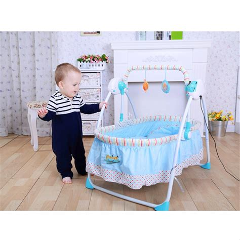 jual ayunan elektik ayunan listrik anak tempat tidur bayi keranjang bayi di lapak eka yusuf eka