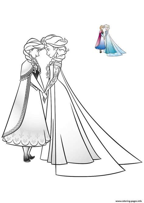 Coloring Book Elsa