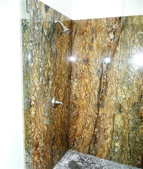 no more grout and 100 percent waterproof beautiful slabs