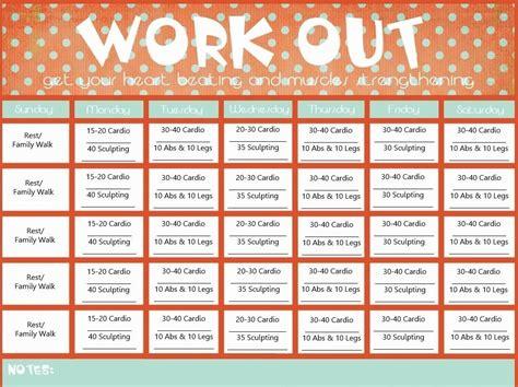 workout calendar template blank printable workout calendar template calendar workout calendar and