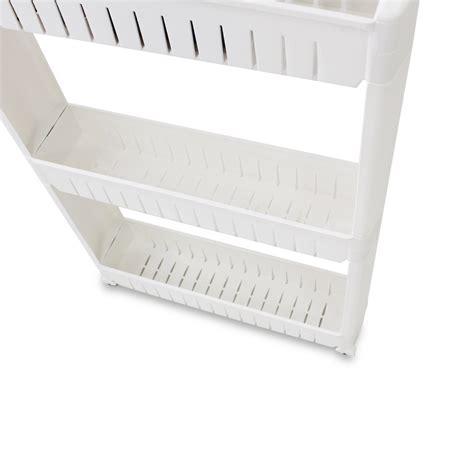 étagère à roulettes cuisine meuble cuisine sur sobuy fkw23n desserte de