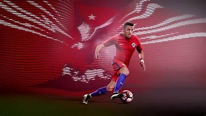 Chile National Kit Nike Copa America Team