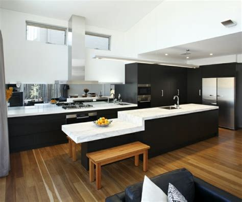 modern kitchen island bench 40 refrigerators variety of designs for a spectacular