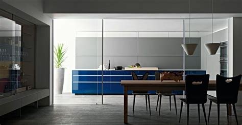 Ideas For Kitchens - valcucine artematica glass kitchen with new logica system 100 aluminium door frame now