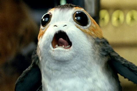 The cutest new creatures in the new 'Star Wars' were