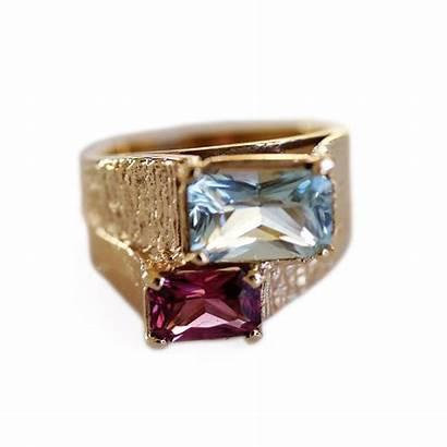 Baroque Rocks Aquamarine Jewellery Cut Astounding Garnet