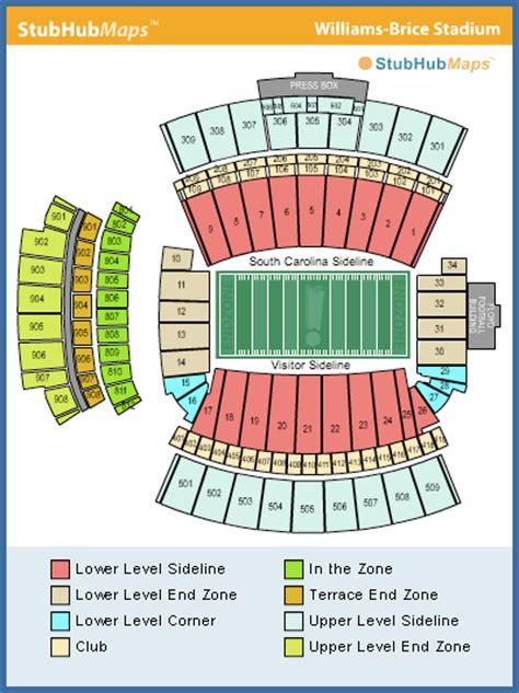 View Carolina Gamecocks Stadium  Pictures