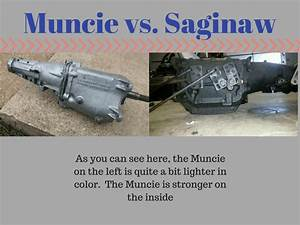 Saginaw 4 Speed Transmission Id