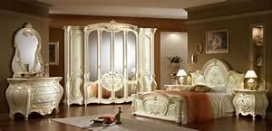 Möbel Aus Italien : komplett luxus schlafzimmer art epoque italien barock royal arredo classic ebay ~ Indierocktalk.com Haus und Dekorationen