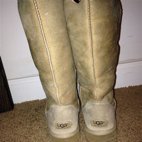 colored uggs 56 ugg boots sand colored uggs from s