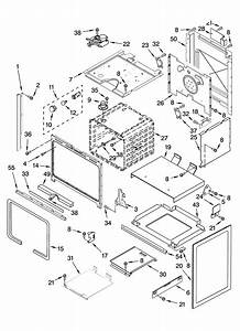Kitchenaid Kess907sss00 Electric Range Parts