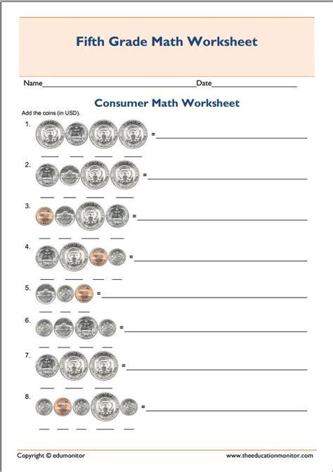 Consumer Math Worksheet  Consumer Math Problemshorizons 2 Worksheet Packet 016743 Details