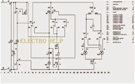 bosch wfb1005 wfb1005by washing machine wiring