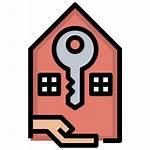 Lease Icon Icons Estate