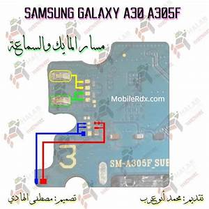 Samsung Galaxy A30 A305f Mic Problem Ways Solution