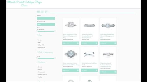 product catalog wordpress plugin youtube