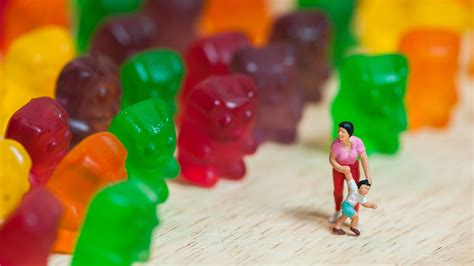Why Sugar-free Gummy Bears Are Super Laxatives