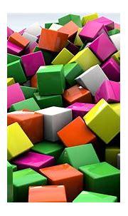 Wallpaper : cubes, 3D, ART 2560x1440 - goodfon - 1030850 ...