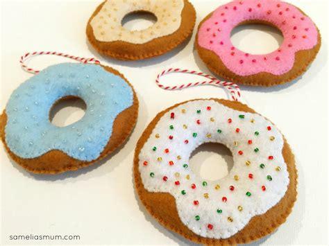 donut decorations allfreesewingcom