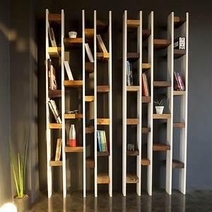 Bibliothèque Design Bois : d co colo la biblioth que 39 r60 39 39 kann design ~ Teatrodelosmanantiales.com Idées de Décoration