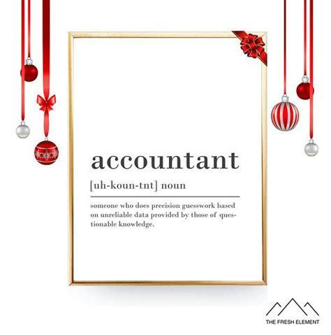 funny accountant definition print printable digital
