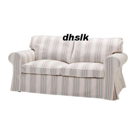 ektorp sofa bed slipcover ikea ektorp sofa bed cover sigsta stripes bettsofa bezug