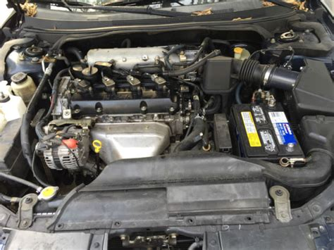 how cars engines work 2004 nissan altima on board diagnostic system 2005 nissan altima 4dr sdn auto 2 5 s needs engine work motor buy cheap