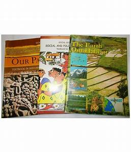 Ncert Set Of Books For Class 6 Of Social Studies  History