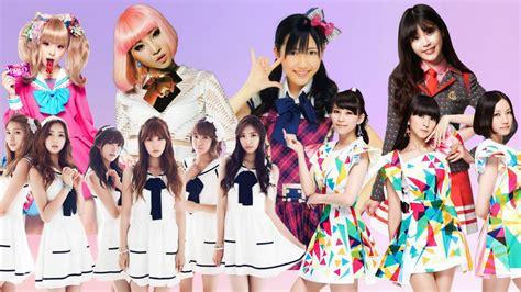Kpop Vs Jpop Vs Cpop (girl Groupssolo Artists) Youtube