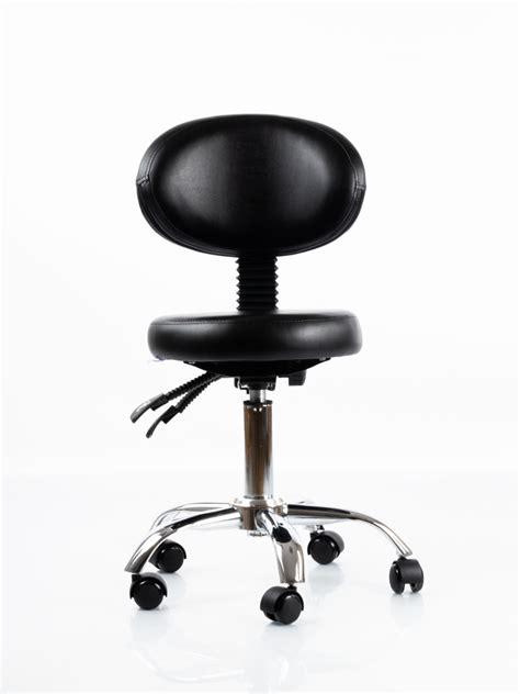 Meistara krēsls Restpro® Round 5 black ROUND-5-BLACK ...