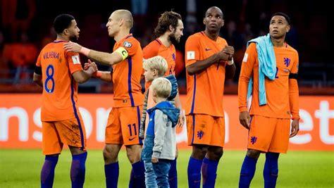 Alles ek 2020 (2021) oefeninterland programma nederlands elftal in aanloop naar ek : Nederlands elftal mist na het EK ook het WK in Rusland ...