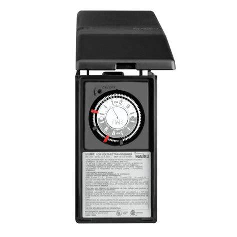 malibu ml88tl 88 watt low voltage power pack with timer