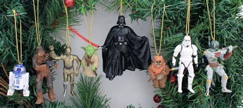 geek christmas ornaments   tree