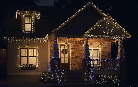 how to hang christmas lights inside windows tips for hanging outdoor christmas lights