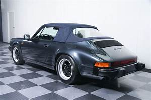 Porsche 911 3 2 : dream garage sold carsporsche porsche 911 3 2 carrera cabriolet ~ Medecine-chirurgie-esthetiques.com Avis de Voitures