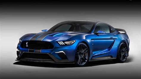 Ford Mustang Concept by Carshighlight Cars Review Concept Specs Price