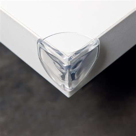 chambre contre service protège coin x 4 transparent de aubert concept sécurité