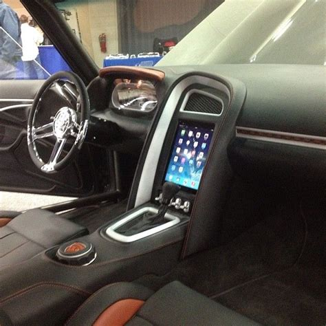 ipad console dash interior complete extreme performance