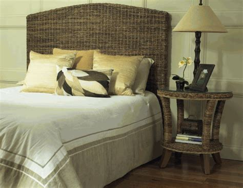 Seagrass Headboard And Footboard by Seagrass Size Headboard Traditional Headboards