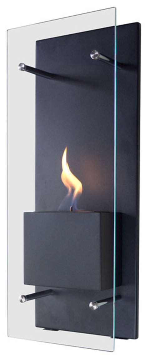 cannello wall mounted ethanol burning fireplace