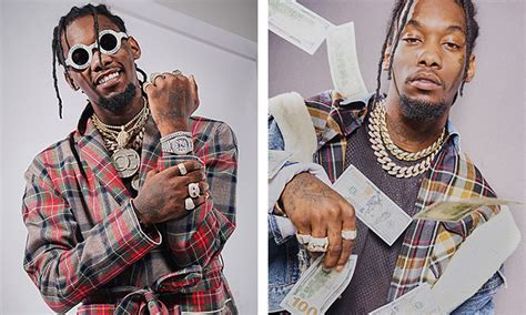 offset cashes    latest  fear  god