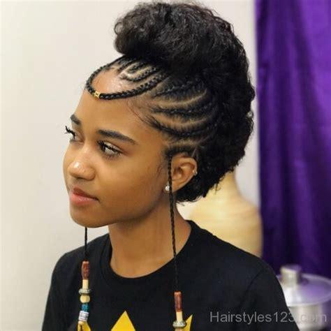 black prom hairstyles