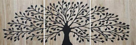 ideas  tree  life wood carving wall art wall art