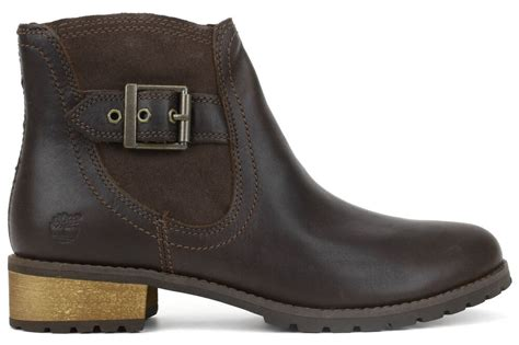 Timberland Bethel Ankle Boot 8329a New Womens Brown