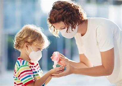 During Pandemic Children Coronavirus Child Mother Needs