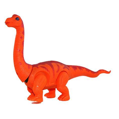 jouet dinosaure qui marche  rugit brachiosaurejouet