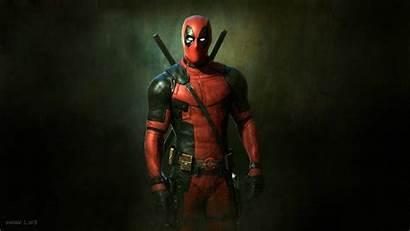 Deadpool Wade Wilson Computer Action Superhero Pc