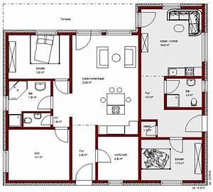 Bungalow Mit Garage Bauen : plan und baustudio 30982 pattensen bungalow mit garage ~ Lizthompson.info Haus und Dekorationen