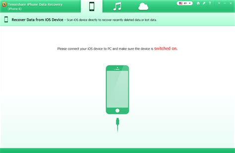 recover iphone photos after restore without backup how to recover lost or deleted data from iphone 6 and