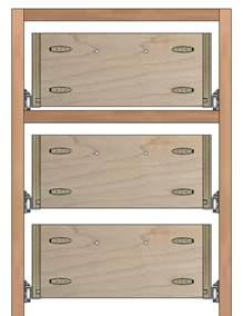 Dresser Drawer Slides Bottom Mount by How To Build Drawer Boxes